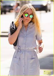 dakota fanning looks all ready for spring in nyc photo 3634845