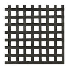 vinyl lattice the home depot