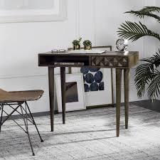 contemporary desk dsk9000a desks furniture by safavieh