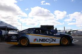 Nbc Sports Desk Nbc Sports Nascar Coverage Has High Hopes Speed First Attitude