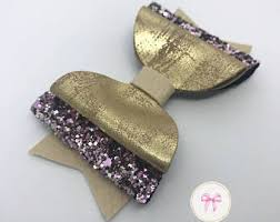 handmade hair bows glitter hair bow handmade hair hair bows and