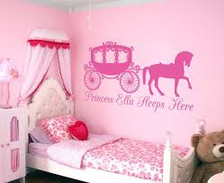 Design Own Wall Sticker Personalized Princess Collection Wall Stickers For Girls
