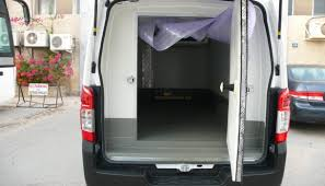 nissan urvan for sale nissan urvan nv 350 panel van freezer 0c 5c 2016 u2013 dubai autos