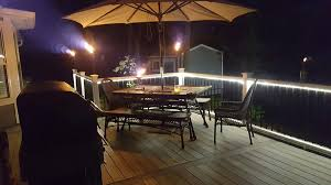 Outdoor Table Lighting Outdoor Lighting Electrician Services Kirkwood Mo