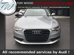 tom wood audi audi a6 4wd in indiana for sale used cars on buysellsearch