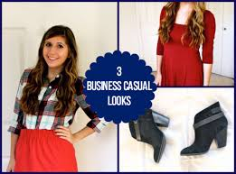 business casual for 3 business casual looks for fall fashion