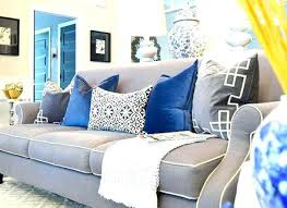 blue and gray sofa pillows yellow couch pillows blue and gray pillows blue gray pillows org