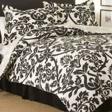 Damask Comforter Sets Black And White Zeus Damask Comforter Set Damask Comforters
