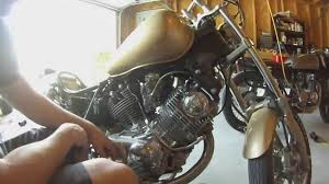 how to remove and reinstall virago carbs youtube