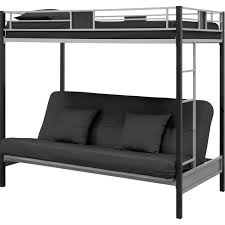 Black Metal Futon Bunk Bed Futon Bunk Bed