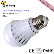 emergency lighting battery life expectancy emergency led bulb light with built in battery long lifespan