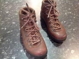 womens walking boots ebay uk zamberlan boys junior womens size 4 uk brown leather walking