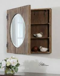 Wood Bathroom Medicine Cabinets With Mirrors This William Wall Mount Medicine Cabinet Pottery Barn