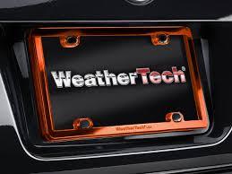 lexus f sport black steel license frame weathertech clearframe license plate frames license plate frame