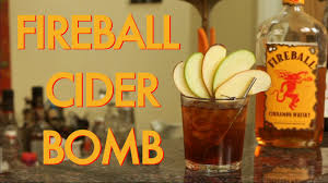 cocktail drinks how to make a fireball whisky apple cider cocktail drinks made