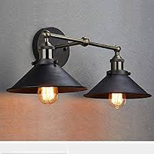 industrial wall sconce lighting amazon com westinghouse 6343400 iron hill three light indoor wall