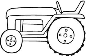 Small Tractor Coloring Page Free Printable Coloring Pages Small Coloring Pages