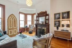 Duplex House For Sale Upper Haight Queen Anne Duplex Replete With Working Gas Lamps