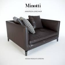 Minotti Andersen Sofa Minotti On Behance
