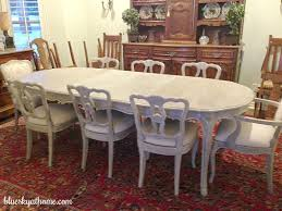 vintage dining room table how i transformed a vintage dining table with paint bluesky at home