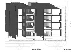 gallery of emerson rowhouse meridian 105 architecture 11