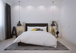 Bedroom Ideas Brick Wall Bedroom Best Scandinavian Bedroom Ideas With Structure Brick