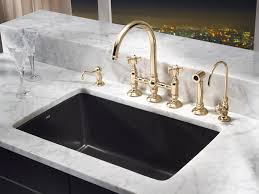 Grohe Faucets Kitchen Sink U0026 Faucet Kitchen Faucet Set Kraususa Com Roll Over Image To