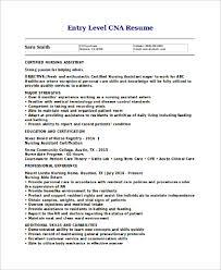Cna Resume Sample For New Graduate Cna by 27 Cna Resume Example Cna Resume Sample Of Cna Resume
