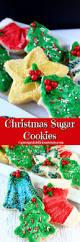 christmas sugar cookies great grub delicious treats