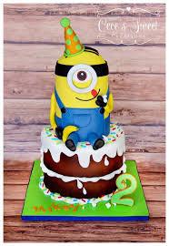 minions cake 10 amazing minion birthday cakes pretty my party