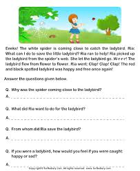 grade 1 english comprehension worksheets google search grade 1