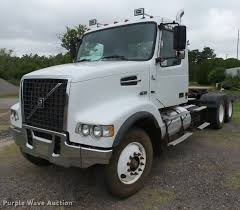 volvo semi for sale 2008 volvo vhd semi truck item db2590 sold june 29 truc