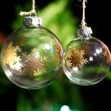 get cheap glass ornament balls aliexpress alibaba