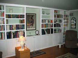Small Bookcase Walmart Exciting Bookshelves With Cabinets Desks For Small Spaces White