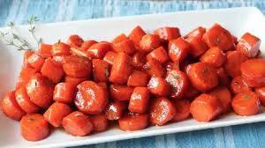 chef s bourbon glazed carrots recipe allrecipes