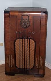 Philco Record Player Cabinet South Texas Antique Electronics My Radios