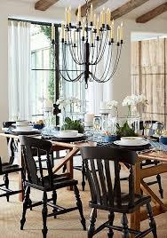 pottery barn farm dining table pottery barn chandelier funky closdurocnoir com