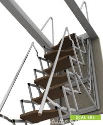 scale retrattili per soffitte scala retrattile per soffitte su misura scala per soffitta