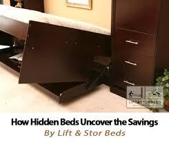 Hidden Desk Bed by Hidden Desk Bed For Kids U0027 Rooms Lift U0026 Stor Beds