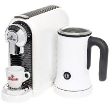 espresso maker electric make your home made coffee with espresso machine with milk frother