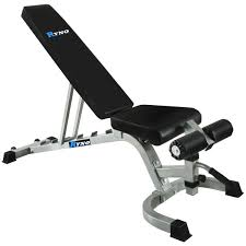 Professional Weight Bench Heavy Duty Flat Incline Decline Olympic Ryno Weight Bench