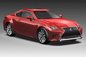 lexus sports car model 3d 2015 lexus rc coupe cgtrader