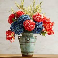 How To Arrange Flowers In A Tall Vase Floral Arrangements Wreaths Flowers And Plants Pier 1 Imports
