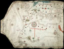 Oldest Map Of North America by How The North Ended Up On Top Of The Map Al Jazeera America