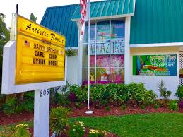 about artistic first florist vero beach fl florist