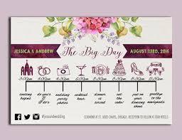 Best 25 Wedding Program Illustrations Ideas On Pinterest Simple
