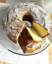recipe for lemon sour cream pound cake the boston globe