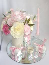 bridal shower centerpiece ideas wedding decor pink bridal decor wedding centerpieces