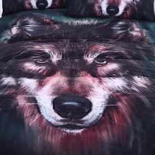 wolf bed set wolf bed set the distinguished nerd