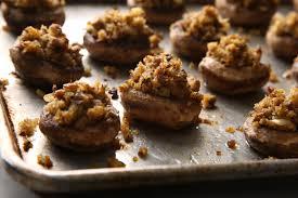 stuffed mushrooms recipe chowhound
